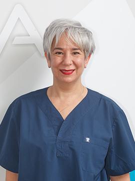 Δρ. Δίγκα Άννα, DDS, MSc, Post-PhD researcher - Ειδικευθείσα στην Ενδοδοντολογία